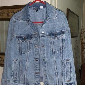 Jean jacket season !!!